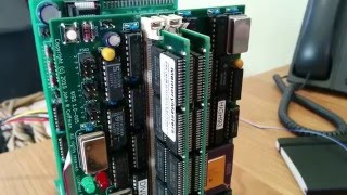Retrobrew Computers - KISS-68030 homebrew computer with Linux