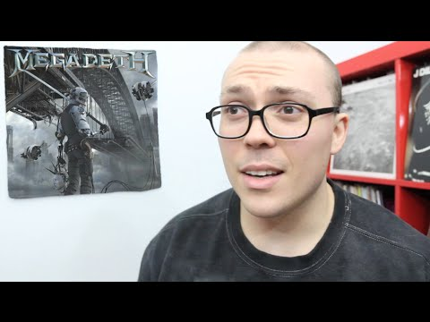 Megadeth – Dystopia ALBUM REVIEW