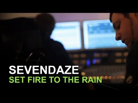 Adele - Set Fire To The Rain (Cover by SevenDaze)