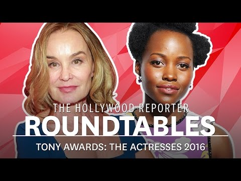 Lupita Nyong'o, Jessica Lange, Michelle Williams, and More Tony Nominated Actresses
