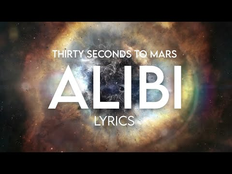 Immagine testo significato Alibi