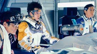 安田顕、井浦新、満島真之介の個性派3人が宇宙服姿で地球を守るためまざりあう!/ダイドーブレンドコーヒーCM・メイキング・インタビュー