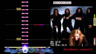 Arch Enemy - Lament Of A Mortal Soul (Drum DtxMania Simfile)