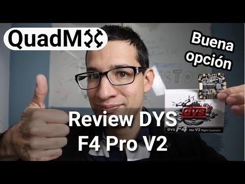 Resena Dys F4 Pro V2