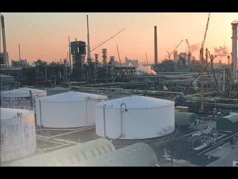 Onderhoudsstop Shell Pernis 2019 | Shell Pernis
