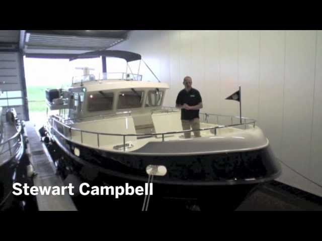 Privateer Trawler 60 from Motor Boat & Yachting