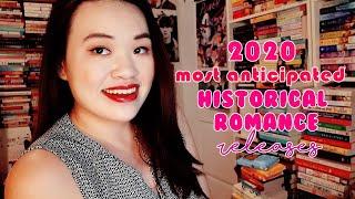 Most Anticipated Historical Romance Books 2020 - #HRREADATHON20