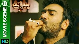 Ajay Devgn fights to the tunes | Action Jackson