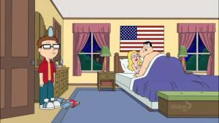 """American Dad S6E13 """"I Was Plowing"""""""