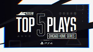 Simp Becomes the MASTER | Top 5 Plays Presented by PS4 | Chicago Huntsmen Home Series