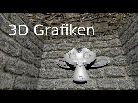 Wie funktionieren 3D-Grafiken?