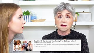 Grandma.. what did you REALLY think of your house renovation ?! ALL YOUR QUESTIONS ANSWERED