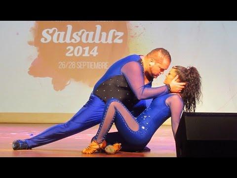 Arlu & Isa SALSALUZ 2014