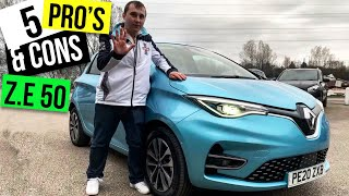 Zoe ZE50 – Video Review by Nicholas Raimo
