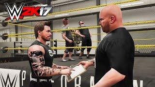 WWE 2K17 - CREATING THE ULTIMATE WWE SUPERSTAR!! WWE 2K17 MY CAREER MODE EP 1! (WWE 2K17 Gameplay)
