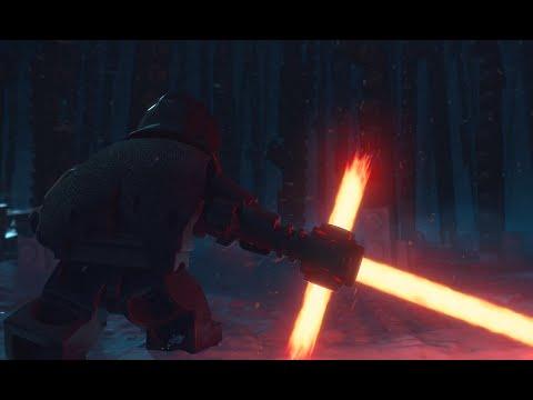 Vidéo LEGO Jeux vidéo PS4SWLRFDE : Lego Star Wars : Le Réveil de la Force Deluxe Edition PS4