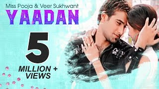 New Punjabi Song  College Diyan Yaadan  Veer Sukhwant  Miss Pooja  All Times Hits Songs