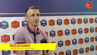 "Nicolas Danos : ""Le principal c'est prendre du plaisir"""