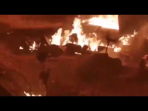 לבנון: מעל 20 בני אדם נהרגו בפיצוץ מכל דלק