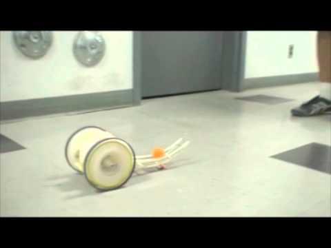 iFling Robot Is The Future Of Grenade Warfare