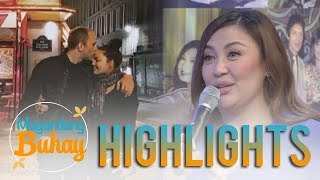Magandang Buhay: Sharon is happy for KC and Pierre