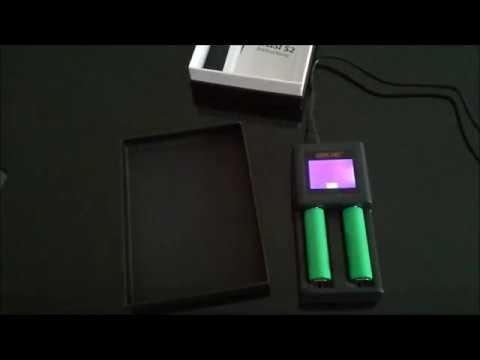 YouTube Video zu Golisi S2 2-Schacht Schnellladegerät mit Powerbankfunktion