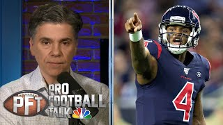 Fill in the Blank: Challenges of mic'd up NFL players | Pro Football Talk | NBC Sports