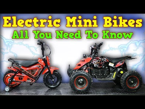 All you need to know about Electric Bikes