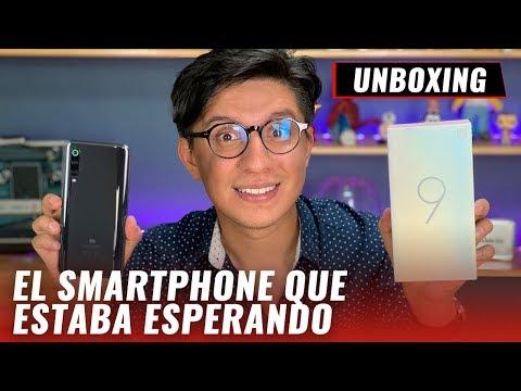 Xiaomi Mi 9: Unboxing en español