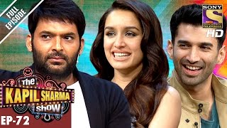 The Kapil Sharma Show  Ep 72–दी कपिल शर्मा शो–Aditya And Shraddha Kapoor In Kapil Show–7th Jan 2017
