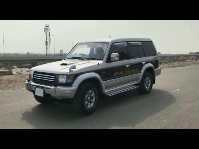 Mitsubishi Pajero Evolution 1994 for Sale in Multan
