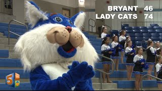 Lady Cats vs. Bryant - Highlights