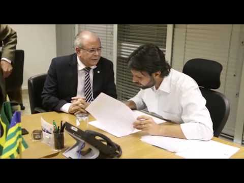 Hildo Rocha pede celeridade na conclusão de conjunto habitacional em Barra do Corda