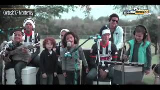 Vídeo navideño Rayados de Monterrey