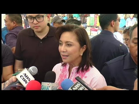 [UNTV]  Pag-revoke sa amnesty ni Sen. Trillanes, bahagi ng prosekusyon ng administrasyon — VP Robredo