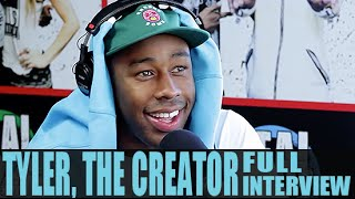 "Tyler, the Creator on Coachella, His New Album ""Cherry Bomb"", And More! (Full Interview) 
