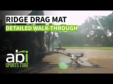 Rigid Drag Mat