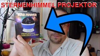 Baby / Kinder Nachtlicht Sternenhimmel Projektor (LED / Drehbar) | Produkttest | iTsRonny | Dresden