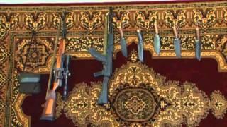 Чечня. Оружейник Апти Абдулхамидов