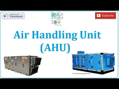 Double Skin Air Handling Unit - Ahu Double Skin Latest Price