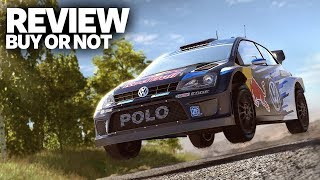 WRC 7 Review PS4 - First Impression (Buy Or Not) (Giveaway Included)