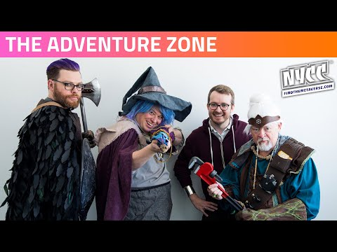 The Adventure Zone Graphic Novel - The Crystal Kingdom