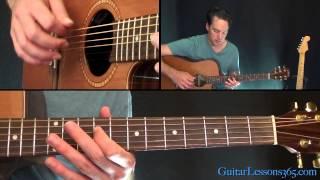 All Apologies Guitar Lesson - Nirvana - MTV Unplugged