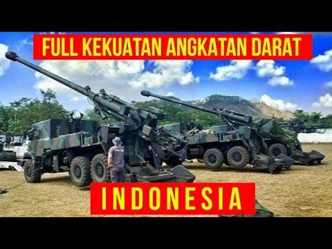 [FULL] Kekuatan Angkatan Darat Indonesia Part 2