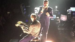 Spandau Ballet @HMH 21 03 2015 Empty Spaces and Gold acoustic