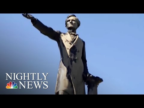 Despite Threats, New Orleans Is Removing Confederate Monuments | NBC Nightly News