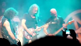 "Anthrax - ""T.N.T."" with Kirk Hammett - Live 03-28-2013 - Regency Ballroom, San Francisco"