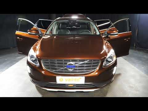 Volvo XC60 D5 AWD Business, Maastoauto, Manuaali, Diesel, Neliveto, INJ-253