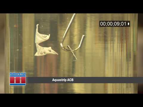 Strip Paint from Steel with Aquastrip ACB-Demonstration
