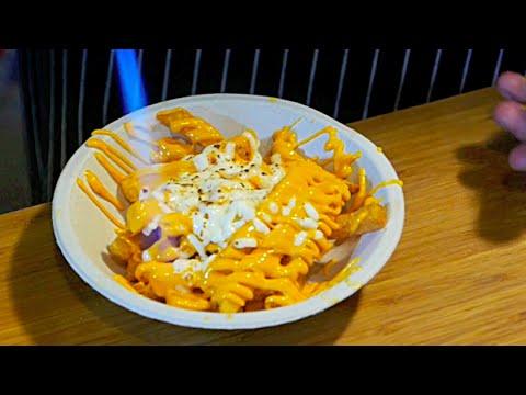 Bangkok Street Food - CHEESE FRIES